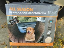 Comfy Pooch All Season Hammock Car Seat Protector in Lockport, Illinois