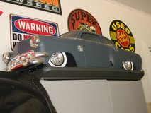1954 Chevy low rider. 1/6th scale model. Jesse James West Coast Choppers. in Morris, Illinois