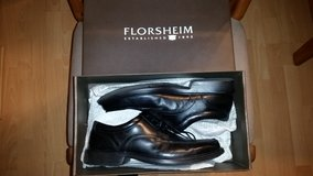 Black shoes from Florsheim in Ramstein, Germany