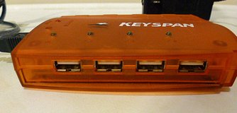 USB 4-Port Hub in Okinawa, Japan
