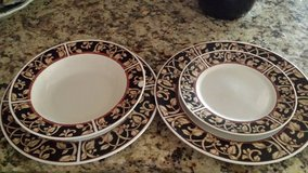 Set of dishes 24 pc in Perry, Georgia