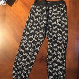 H&M pants with tiger in Ramstein, Germany