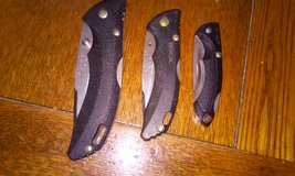 nice set of buck knives in Conroe, Texas