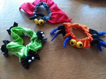 Halloween costume collars in Aurora, Illinois