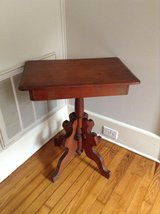 Antique Pine Table in Beaufort, South Carolina