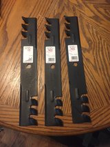 commercial 15 in. mulching blades in Clarksville, Tennessee