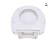 NEW Toto SoftClose Round Toilet seat in cotton in Alamogordo, New Mexico
