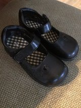 Toddler Girls Black Shoes-Size 6-EUC in Plainfield, Illinois
