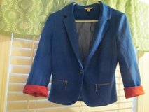 Juniors Candies Small Blue Blazer in Orland Park, Illinois