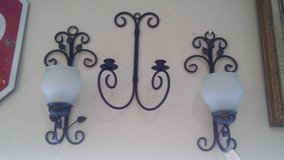 3 pc Candle sconce set in 29 Palms, California