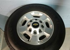 Chevy 8 Lug Wheels & Tires in Fort Campbell, Kentucky