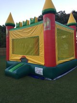 Bouncy house and water slide in Camp Lejeune, North Carolina