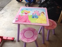 Princess Table in Fort Lewis, Washington