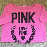 "Victoria's Secret ""Pink"" TShirt-XS in Bolingbrook, Illinois"