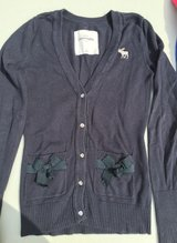 Abercrombie & Fitch Girls Cardigan-Youth Medium in Plainfield, Illinois