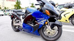 US spec Hayabusa GSXR1300R in Okinawa, Japan