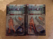 Fathom Action Figures Michael Turner in Lakenheath, UK