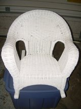 CHILD'S WICKER ROCKING CHAIR--STILL AVAILABLE in Warner Robins, Georgia