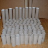 (150) ASSORTED CARDBOARD TUBES in Lakenheath, UK