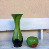 SET VASES HAND MADE FROM ITALY in Ramstein, Germany