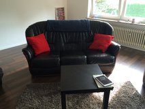 3 piece living room furniture sofa/couch love seat arm chair in Ramstein, Germany