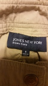 Jones new york kaki capris in Conroe, Texas