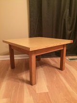 Old Square Table in Oswego, Illinois