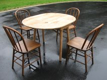 Table and Chairs in Bolingbrook, Illinois