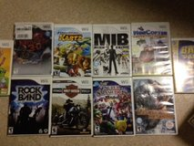 10 Wii Games, Super Smash Bros. Brawl, Super Star Kartz +8 more in Okinawa, Japan