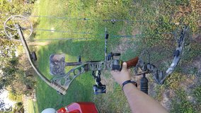 great bow ready to hunt in Fort Leonard Wood, Missouri