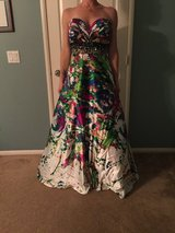 Size 8 formal gown in Temecula, California
