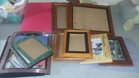 Assorted picture frames in Moody AFB, Georgia