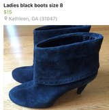 Ladies size 8 boots in Warner Robins, Georgia
