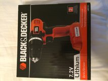 Black&Decker drill/driver. -  brand new in Byron, Georgia