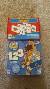 Addition game in Batavia, Illinois