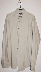 #129 Size XL (16 1/2 36/37) Long Sleeve Men's Shirt by Claiborne in Ramstein, Germany