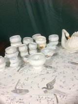 Nice French soup bowls shabby chic in Ramstein, Germany