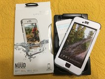 Lifeproof Apple Iphone 6S Plus Nuud Case Glacier/white Screenless Tech Life Proof in Morris, Illinois
