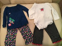 Pant sets...size 18 months in Shorewood, Illinois