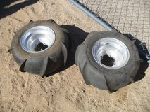 ###  Sand Shark Paddle Tires  ### in Yucca Valley, California