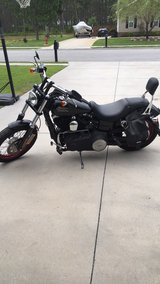 2013 Harley Davidson Street Bob 4k miles in Camp Lejeune, North Carolina