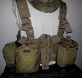 (Retirement, Everything for Sale) S.O.TECH MEDICAL ASSAULT CHEST RIG HARNESS SYSTEM MACHS IFAK U... in Virginia Beach, Virginia