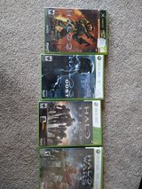 Xbox 360 halo games in Glendale Heights, Illinois