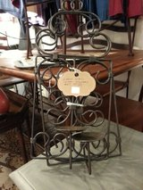 PAIR METAL WALL CANDLE HOLDER in Algonquin, Illinois