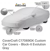 Car Cover in Glendale Heights, Illinois