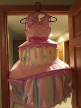 Child's Cake Costume 6x in Glendale Heights, Illinois