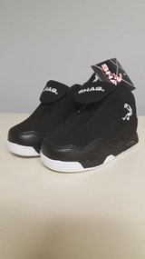 Shaq shoes NEW boys in Plainfield, Illinois
