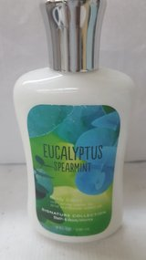 Bath And Body Works Eucalyptus Spearmint Lotion in Spring, Texas