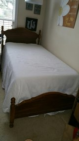 Complete twin bed in Perry, Georgia