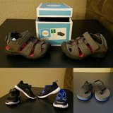 Baby shoes in Nellis AFB, Nevada